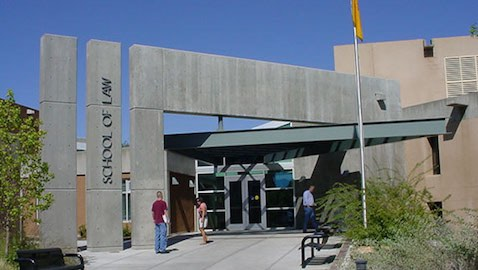 Although law school enrollment has dropped significantly nationwide, the University of New Mexico School of Law has reported that it has seen some increases, although it has dropped overall.