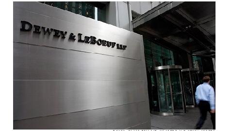 Former Dewey Partner Blames Greedy Partners, Not Firm Leaders