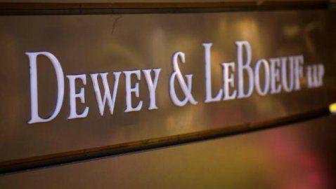 Employee Backs Former Dewey & LeBoeuf Executives Claims
