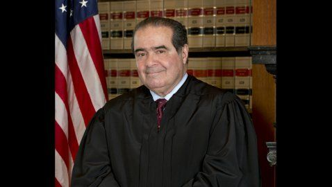 Law School Students Turn Catty after Scalia's Example