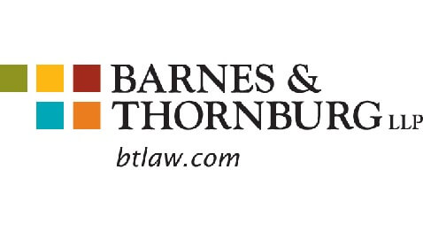 Barnes & Thornburg Hires Two Lawyers in Anticipation of Explosive Growth