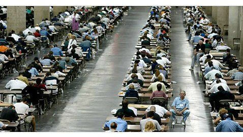 California Bar Exam And Attorneys Exam Shortened By One Day Each