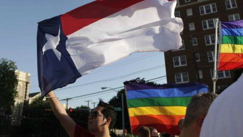 Texas Ban on Gay Marriage Lifted