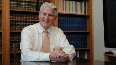 Justice Gary Wade to Serve as New Dean at Duncan School of Law