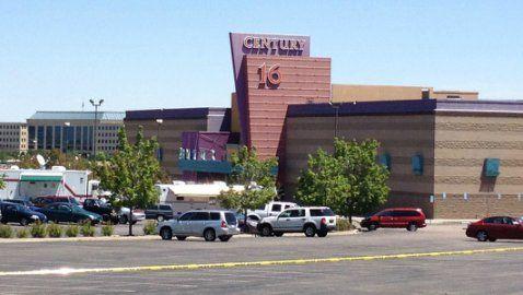 Aurora theater shooting