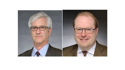 Cohen (L), Rosen (R)