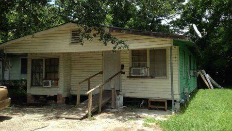 residence of teen boy