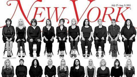 Bill Cosby new york magazine
