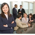 Asian-Americans Set Goal to Improve Their Ranks in the Legal Field