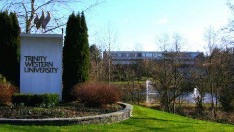 Trinity Western law school