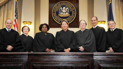 Louisiana Justices Call U.S. Supreme Court Marriage Ruling an Insult
