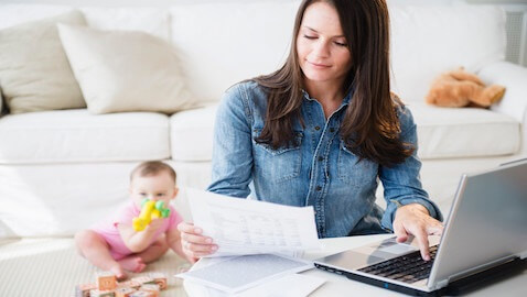 The Best Firms for Working Moms