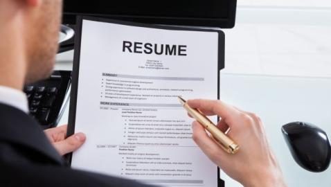 Much criticism has been leveled at legal recruiter Harrison Barnes for posting these resume guidelines.