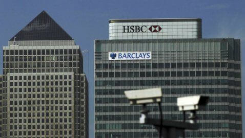 Barlcays and HSBC