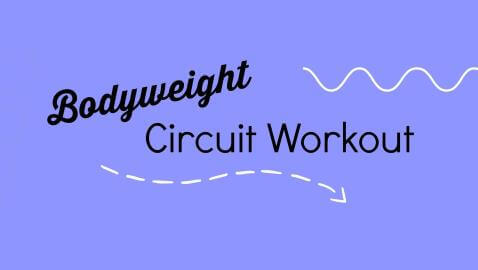 A Bodyweight Circuit Workout You Can Do Anywhere