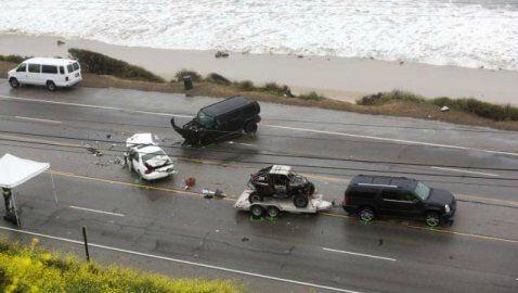 Caitlyn Jenner fatal crash