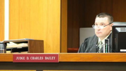 Judge D. Charles Bailey