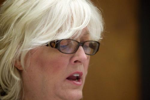 Judge Suzanne Upton