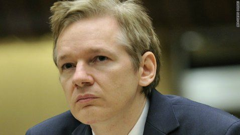 WikiLeaks Founder Living Inside Ecuadorian Embassy