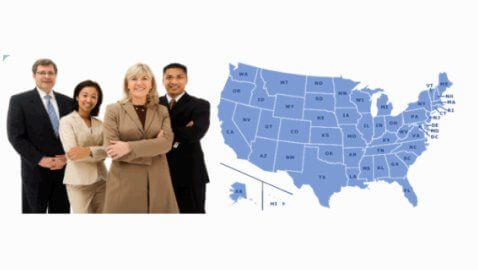 Lawyer Population Chart by State for 2015