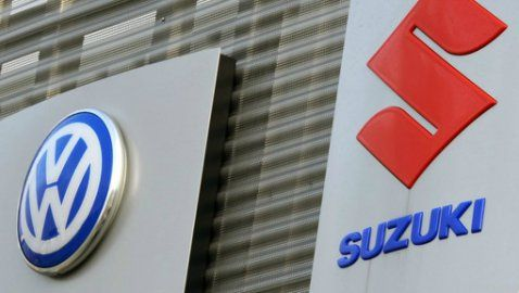 VW Forced to Sell Their Suzuki Shares