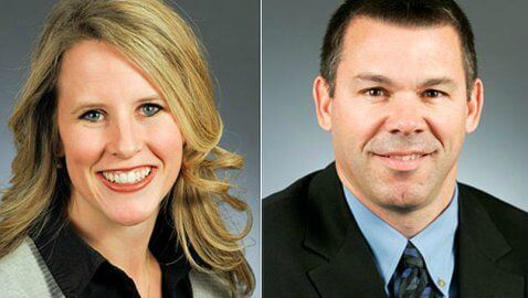 Minnesota Lawmakers Caught Making Out in a Parked Car