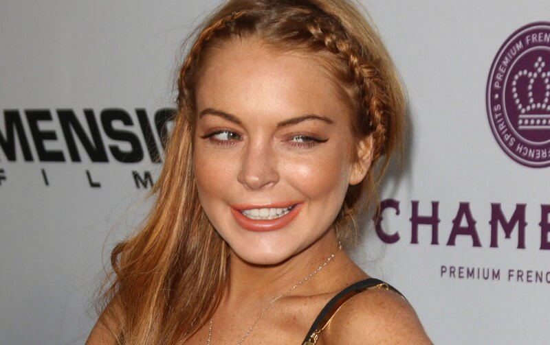 Judge Allows Lindsay Lohan's Grand Theft Auto 5 Lawsuit to Move Forward