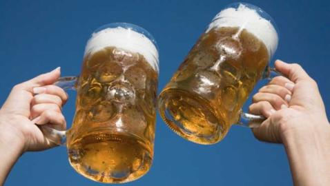 Two of the world's biggest beer empires may be merging.