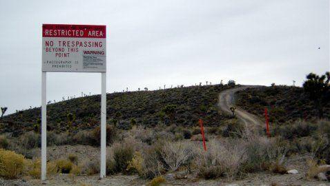 U.S. Air Force Seeks to Expand Area 51