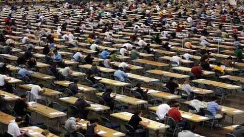 Bar Exam Scores Plummet to Lowest Point in Past Several Decades