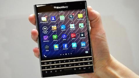 BlackBerry to Purchase Former Rival for $425 Million