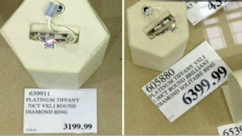 Costco Accused of Selling Counterfeit Engagement Rings