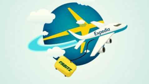 Expedia and Orbitz