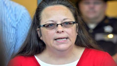 Despite Protests from Kim Davis, Marriage Licenses Issued