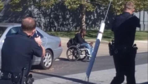Wheelchair Bound Man Shot by Police in Delaware