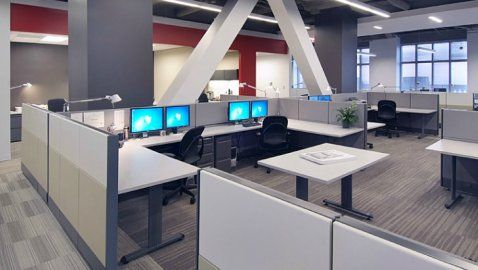 Law Firms Moving to Smaller Energy Efficient Offices