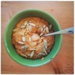 Pumpkin Oatmeal Recipe for Fall