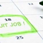 Quitting a Legal Job Before Acquiring Another Position Could End Your Career