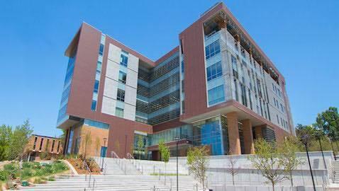 University of Utah Law Dedicates $62.5 Million Building