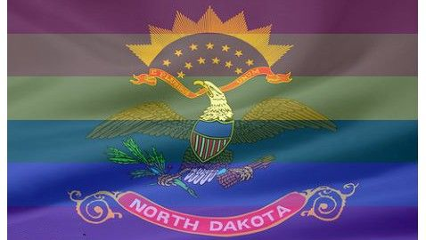North Dakota gay
