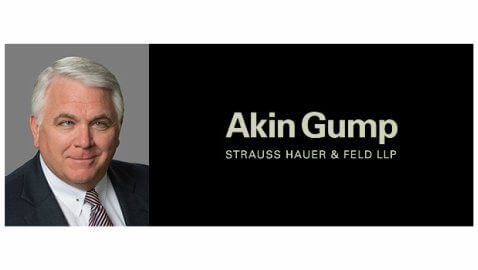 Akin Gump Welcomes New Litigation Partner