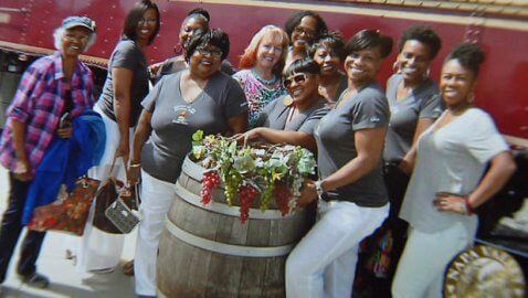 Women Kicked Off Wine Train Sue for $11 Million