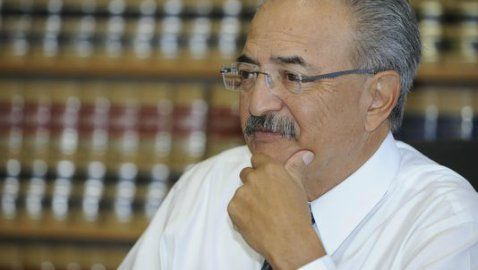 Tulare County Judge Saucedo