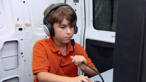 Watch This Law Interview, Scripted by a Seven Year Old