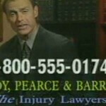 Lawyers Resorting to Big TV Ads for Business