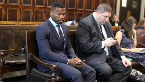 50 Cent's Sex Tape Legal Mess Continues