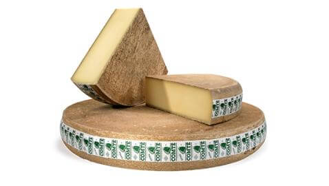 Comte cheese stolen