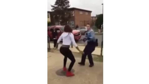 Law Enforcement Can Get Down Too