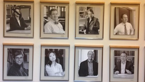Pictures of Black Professors Defaced at Harvard Law School
