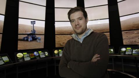 Cole Leonard Didn't Get to Go to Mars, But Law School Is a Good Consolation Prize